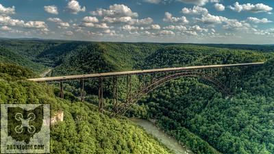 The New River Gorge Bridge