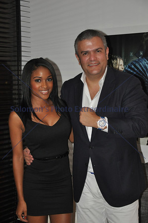 HUBLOT 305 Launch 9.26.12