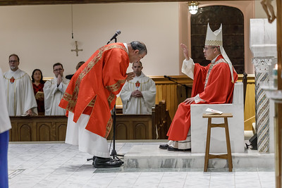 2019 Fall Adult Confirmation Mass