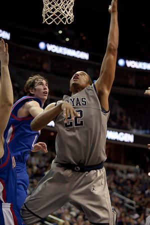 Georgetown vs American basketball (12/5/09)