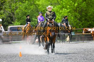 Sr. Western Horsemanship 05/23/21