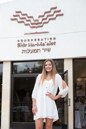 Alyssa D Bat Mitzvah