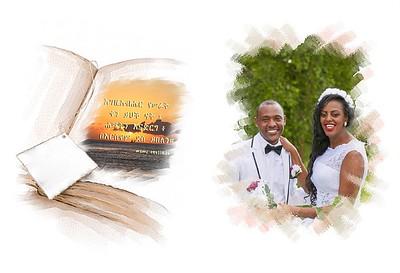 Meseret & Dawit Wedding