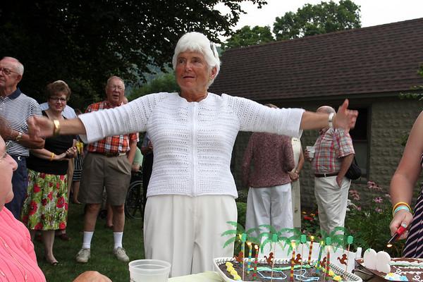 Jane's 80th Birthday