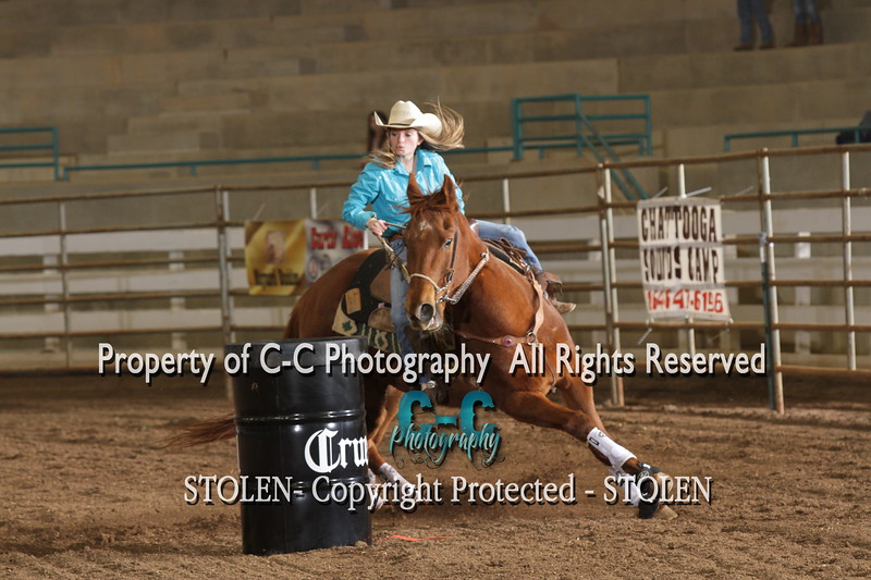 South Carolina JrHigh Rodeo Clemson  2014Feb