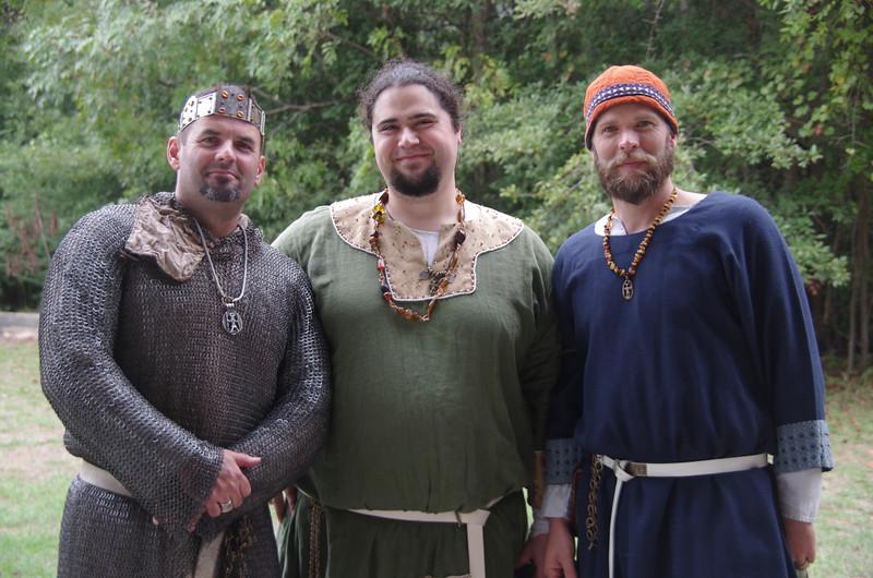 Camric, Griffin, & Olafr