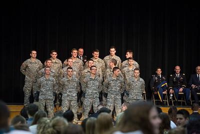 ROTC 10 Year Anniversary