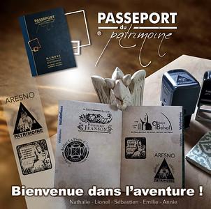 Octobre 2019 : Passeport du Patrimoine
