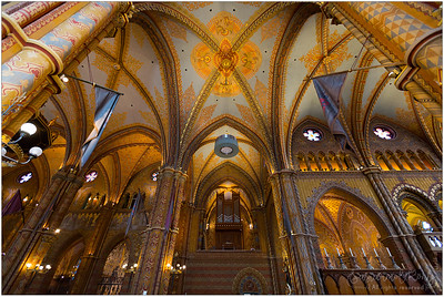 Matthias Church (Interior)