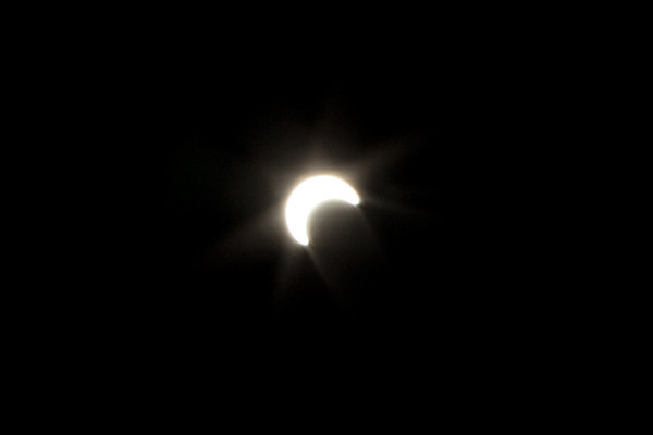 Eclipse May 2012