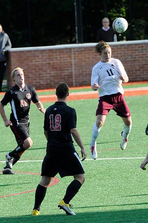 Varsity soccer vs. Germantown Academy