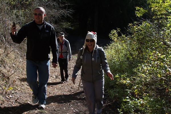 Edgar Rock Trail