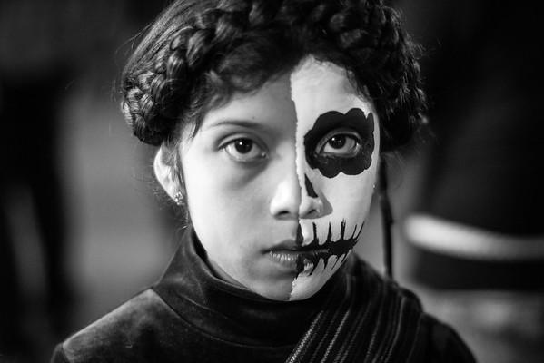 Mexico - Dia de los Muertos Exhibit