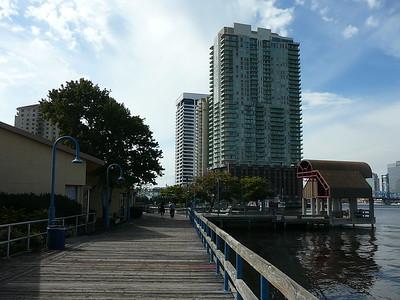 Southbank Riverwalk - Gibbs site