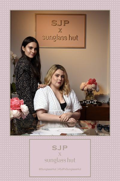 SJP x Sunglass Hut