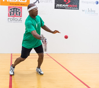 2015-08-15 Men's Singles B Quarters Eric Washington over Jimmy Castillo