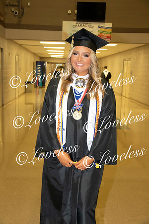 Graduation- class of 2020 candids