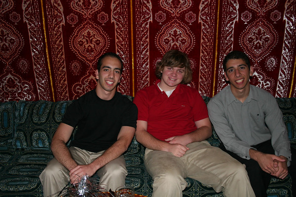 2008 Bobby Haddad Jesuit Graduation-Tanya 8th Grade Graduation
