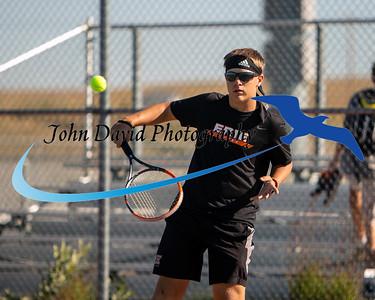 2018 EHS Boys Tennis v Prospect Ridge