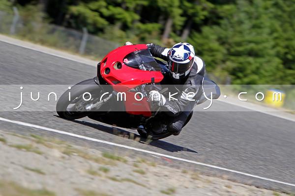 Ducati - Red Black 999s