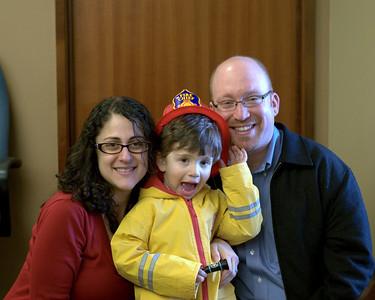 Boston Office Halloween, 2009