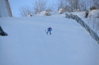 Westby Big Hill:  February 1 & 2, 2013