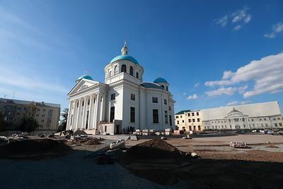 05.09.19 Воссоздание нижнего храма собора Казанской ИБМ (Михаил Захаров)