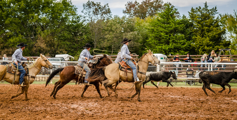 Matt Blalock 3rd Annual Memorial Ranch Rodeo Roping