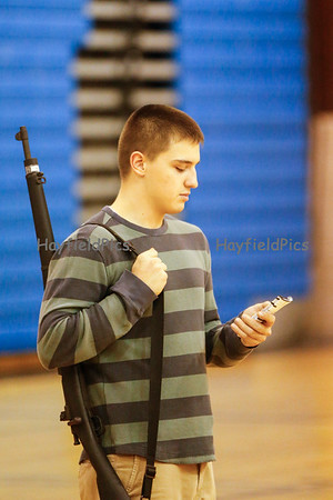 JROTC Drill Team Practice 3/4/15