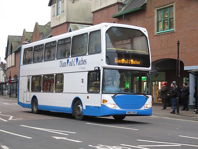 KETTERING AND CORBY BUSES JAN 2020