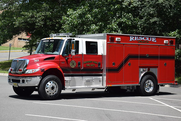 Prospect Park Fire Department