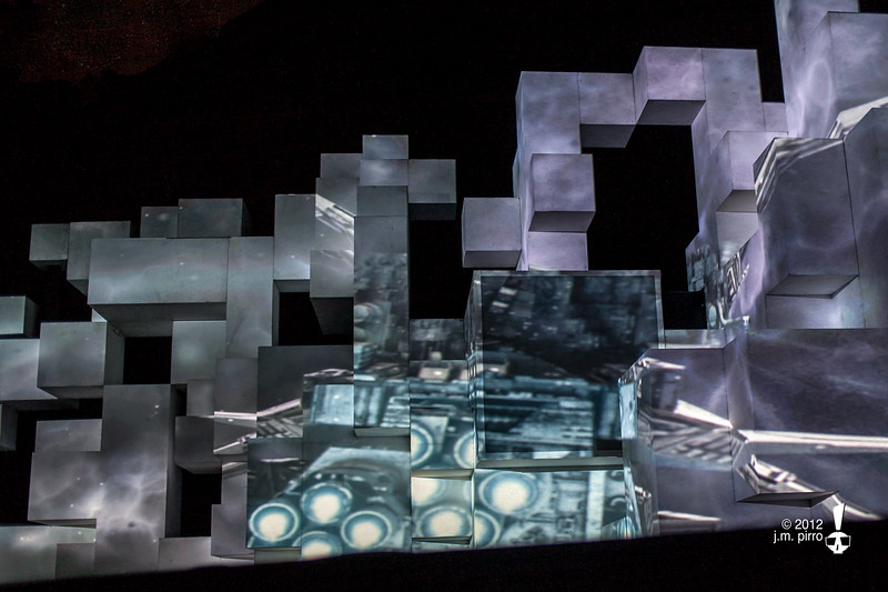 Amon Tobin's ISAM Live 2.0