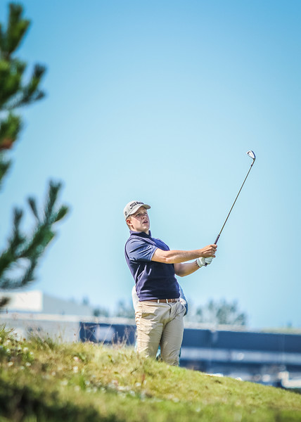 GKB, Bjarki Pétursson Íslandsmót í golfi 2019 - Grafarholt 2. keppnisdagur Mynd: seth@golf.is