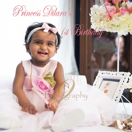 Dilara Turns One