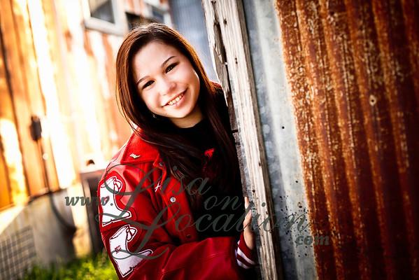 Amanda Seniors