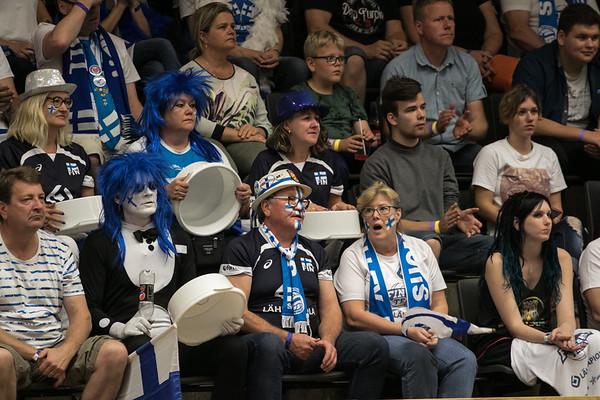 EM-Kvalifikationskamp: Sverige - Finland