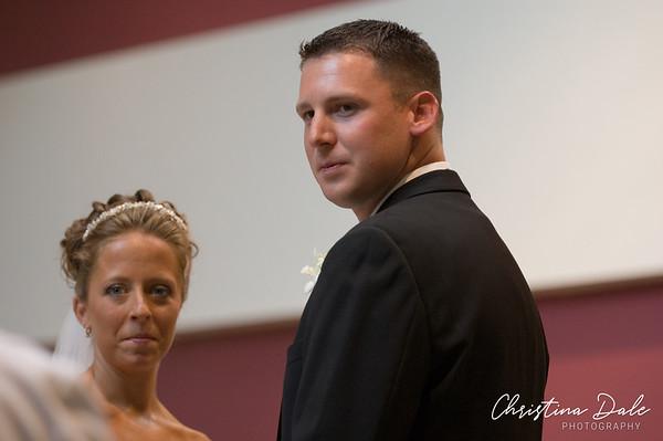 Bernie & Jenn Wedding