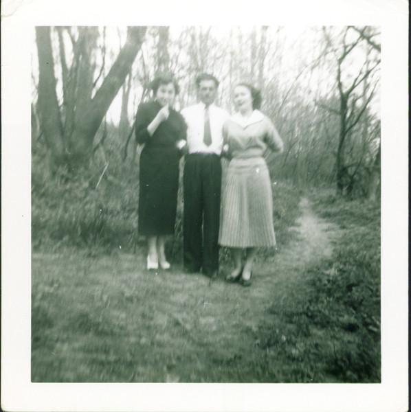 Inge Schroeder, Helen Mazarenko's brother, Mom