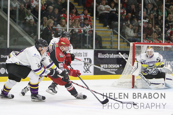 Cardiff Devils vs Manchester Storm 13-11-16