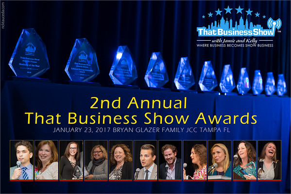 2nd Annual That Business Show Awards