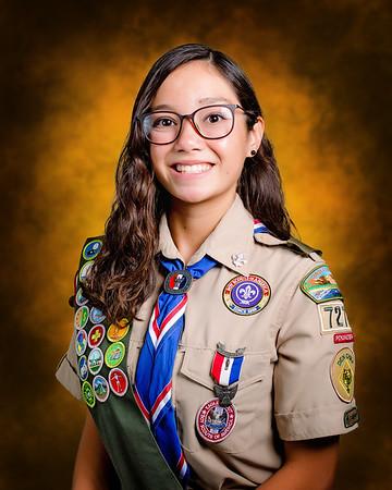 Eagle Sophia Del Rosario