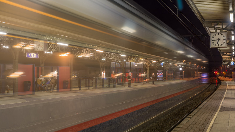 Aalst train station