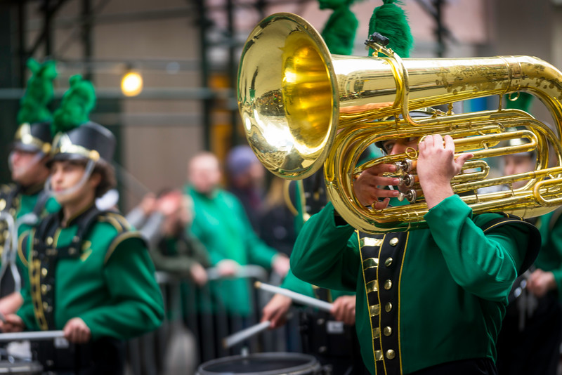 St. Patricks Day Parade New York 2015