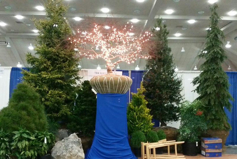 Mid Atlantic Nurseryman's Trade Show 2016