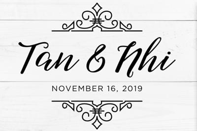 Tan & Nhi 11/16/19