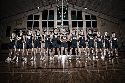 Regents Basketball Boys