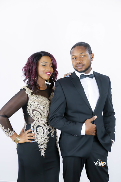 Tope and Wole Pre Wed Pix