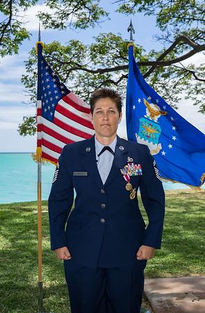 Jill's Military Retirement