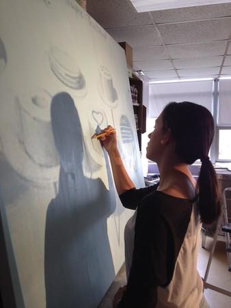 AP Art Unveiling
