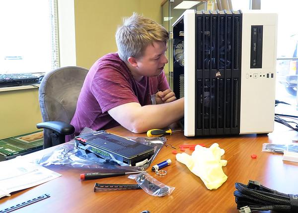 Sams Computer Build